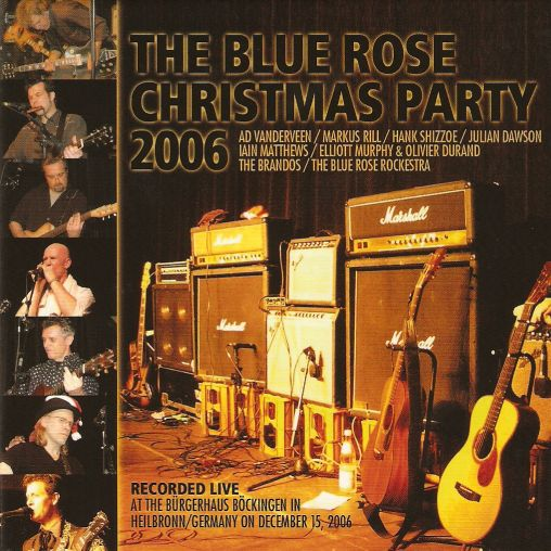 The Blue Rose Christmas Party 2006 2 - Front2